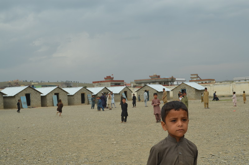 Pakistani Refugee School