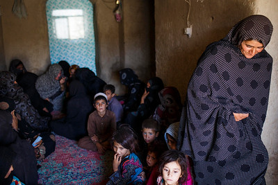 Deportation and Displacement into Western Afghanistan