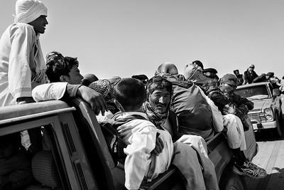 Irregular Migratory Trail - Afghanistan to Europe