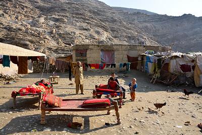 Afghan Returnees in Nangarhar, January 2017