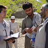 """Rostam, 32, father of eight felt forced to return to Afghanistan from Pakistan. Rostam's family have left the country during 1980s. He was born in Pakistan and was living in Miskin Camp, Khyber pashtonkhwa, Pakistan. <br /> We met Rostam at the Torkham crossing (border between Afghanistan and Pakistan) minutes after he arrived in Afghanistan. Coming back into his native country, Rostam wept as he recounted the hardships his family had faced in their years as refugees in Pakistan. Also, being in his own country, he has no idea where to go<br /> """"I only have my late father's national identity document, which is now 60 years old. I don't have land. I don't have a house. I only have children. If anyone even puts a tent on a mountain, we will live there. If not, only Allah will protect us"""" he says.<br /> His late father's Tazkeera (identity paper) shows they are from eastern province of Laghman. <br /> """"I only want shelter to be protected, where my children could study and go to school, otherwise my children would be the same like me,"""" he added.  <br /> Photo: NRC/Enayatullah Azad"""