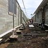 Mobile shelter construction