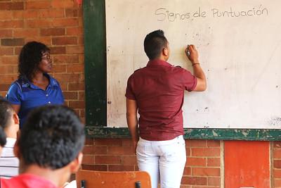 Education in Argelia Cauca 2016