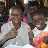 School supplies to children affected by conflict in East of DR Congo
