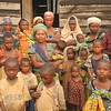 Fleeing their homes, IDP settle in schools in East of DRC.