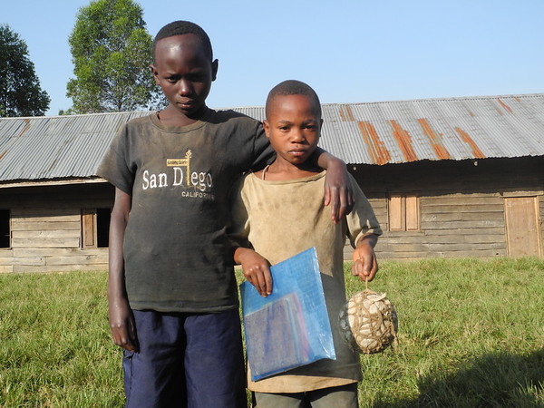 Humanitarian assistance to children affected by conflict in east of DR Congo