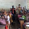 NRC visites  School in Kananga/DRC