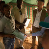 Visit by the French Ambassadors to Djibouti and Yemen. <br /> <br /> The Markazi refugee camp is located around three hours drive from Djibouti City, to the North, just outside Obock. <br /> <br /> The Markazi refugee camp was set up in 2015, in response to the refugees fleeing conflict in Yemen, especially from the fighting in the south just across the Ban al Mandab strait. At that time, the camp hosted around 3000 refugees, now, there are around 1800 people living here. Some moved to family members elsewhere in the country, some returned to Yemen, while some moved to countries elsewhere. <br /> <br /> NRC is present in the camp, most significantly though water and sanitation services. <br /> <br /> Photo: NRC/Alvhild Stromme