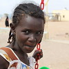 Zainab is ten years old. She is not from Yemen, but Obock close by the camp.