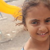 "Mihad. 8 years old. From Dhubab in Yemen. <br /> <br /> ""I remember my bed, and our living room, and playing with my friends."""