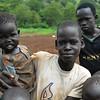 Children at Gure camp, Assosa