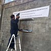 Establishing a smart TV for information dissemination at Tabakika - Registration Center / D.Ch.