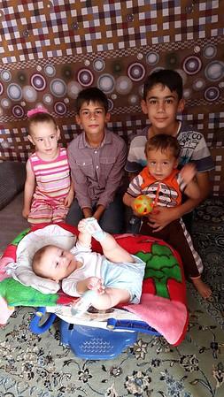 Story from Kawergosk camp, Erbil
