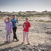 Qayyarah was retaken from IS by Iraqi forces on 2. August 2016 and is declared as the base for future operations to retake the city of Mosul. IS has set fire to oil wells south of Mosul. <br /> <br /> Photo: NRC/Wolfgang Gressmann