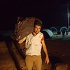 Ramsi is part of NRC's emergency response team. NRC is working day and night every day of the week to assist newly displaced IDPs from Heet in Anbar governorate. Some IDPs arrive late at night or at dawn and NRC registers them and provides them with Rapid Response Mechanism emergency aid kits<br /> Photo: Dureed Saadi/NRC