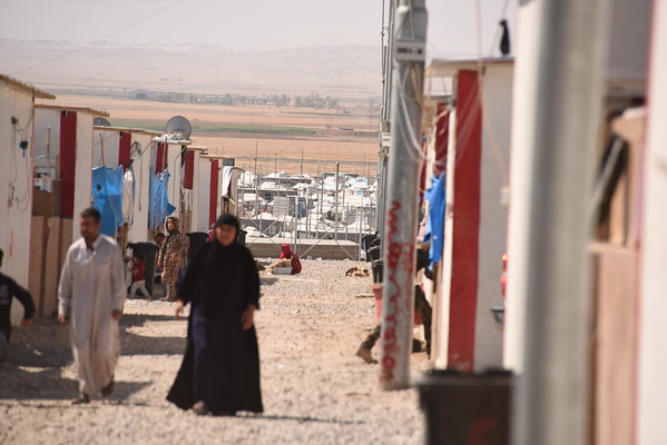 Debaga Camp, Iraq 3-6 October