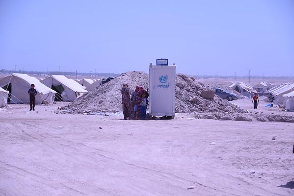 Fallujah displacement crisis 22 June, 2016