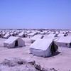 The new camp host at least around 3,000 individuals with one toilet. Photo: Karl Schembri/NRC