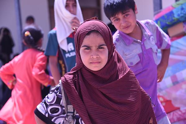 Fallujah displacement crisis 23 June, 2016