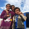 Maryam, Fatma and Aya are three siblings from Bazgrtan.