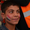 """I wanted to have the Iraqi flag on my face, because it is my country and I love it,"" Hawar Ahmed (12) says while one of NRC's education staff is painting his face at NRC's School Support Centre in Debaga camp. <br /> Iraqi IDP children who have been recently displaced have missed up to two years of important social and intellectual development. They may have been forced to attend ISIS schools, or not attended school at all.<br /> NRC provides psychosocial support to help children cope with their new surroundings and any traumatic events they may have experienced. Through our Better Learning Program (BLP), we teach children deep breathing and stretching techniques that reduce stress and help improve focus. BLP also uses art as a way for children to process the events they've experienced in a positive manner, which has been proven to reduce things like nightmares and negative behaviour in the classroom.<br /> NRC's School Support Centre provides a safe space for children to play, learn and grow. Instructors have received training in how to work with conflict-affected children, and they tailor their games and activities to engage children in their new environment. Children play sports, engage in music and art activities, and also receive basic education classes to help prepare them to go back to school.<br /> <br /> <br /> Date: 6 November 2016<br /> Photo: NRC/Sarhang Sherwany"