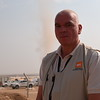 NRC Iraq Country Director, Wolfgang Gressmann<br /> Photo: Karl Schembri/NRC