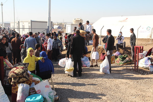 Khazar4November2016 (plus a few photos from U3/UNHCR Hasansham camp)