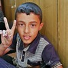 "Omar (11) is Susan's nephew. Due to Hawija being taken under ISIS control, Omar has not managed to attend school for 3 years. <br /> <br /> ""I want to go home to Hawija. I miss my school the most,"" he says. <br /> <br /> Photo: NRC/Becky Bakr Abdulla"