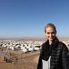 Dabega refugee camp .