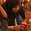 Around 1,800 school-aged Iraqi children are taught Arabic, English, Maths and Science, in addition to enjoying recreational and psychosocial activities in NRC's School Support Centre in Debaga camp.<br /> <br /> Photo: Elias Abu Ata/NRC