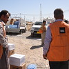 NRC is present in Debaga camp providing emergency aid, food, water, hygiene and baby kits to newly-arrived displaced Iraqis.<br /> <br /> Photo: Elias Abu Ata/NRC