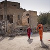 NRC visited the district of Ramadi in Anbar which was retaken by Iraqi forces in December 2015. According to IOM, Ramadi alone hosts 19% of the total returnee population in Iraq (245,058 individuals).<br /> <br /> Photo: NRC/Wolfgang Gressmann