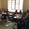 NRC staff gave an introduction to WASH needs assessments and how to conduct an assessment. <br /> Location: In Bawa village, Kirkuk <br /> <br /> Date: 17 April 2016<br /> Photo: Zainab Salar
