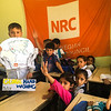 A group of students in a primary school for IDPs who participated in NRC's activities for the Global Hand washing Day.<br /> Location: Bawa village, Kirkuk.<br /> Date :17 October 2016<br /> Photo: Hero Rashid