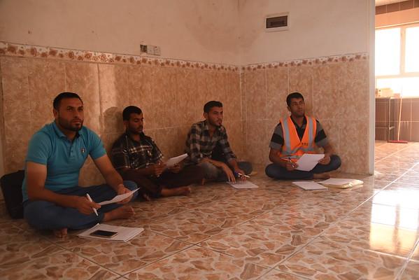 Teachers' Training at Debaga 5 October
