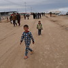 Daquq camp lies 40 kilometers from the Iraqi city of Kirkuk. It is now home to around 10,000 individuals who have fled the ISIS controlled town of Hawija and its surrounding villages.<br /> <br /> Date: 25 January 2017<br /> Photo: Sarhang Sherwany/NRC