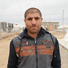 Ahmed Mahmood (42), a father of four children, is originally from Zab village close to Hawija. Ahmed now lives with his family in Daquq camp close to Kirkuk<br /> <br /> Date: 25 January 2016<br /> Photo: Sarhang Sherwany/NRC