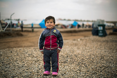Mosul displacement, December 2016