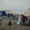 Hasan Sham camp for newly displaced families from Mosul and surrounding areas.<br /> <br /> Photo: NRC/Hussein Amri