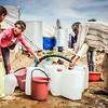 Many vulnerable refugee families have limited access to water for drinking, cooking and hygiene. Photo: NRC/Christian Jepsen