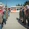 Taybeh school students girls