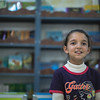 Eman, 9-year-old Syrian student