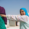 Maisaa, 11-year-old Syrian student