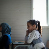 Maria, 12-year-old Syrian student