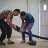 Yassir, Plumbing workshop