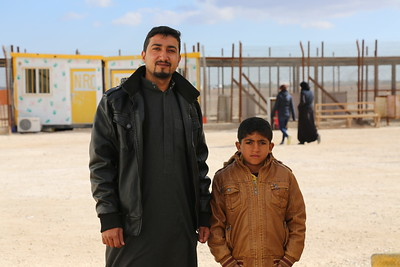 Shelter - Camps- Azraq