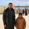 Brothers in Azraq camp