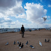 "Eyad, a 23-year-old Syrian refugee living in the Zaatari Refugee Camp.<br /> Eyad is a pigeons breeder, who enjoys keeping, raising and trading pigeons ever since he was in Syria.<br /> ""The only way to bring these pigeons back to their houses is to leave the doors of the houses opened, and wait until sunset,"" Eyad says.<br /> <br /> Photo: NRC/Hussein Amri"