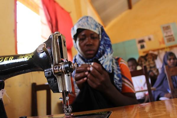 Education activities in Dadaab