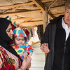 """Jan Egeland speaking with Hiba (21), mother to 6-month-old Hadil, who was born in Lebanon. Her Syrian parents are not able to register the baby in Lebanon and provide the baby with a legal status. <br /> <br /> """"We haven't completed our daughter's birth registration because we left all of our documents in Syria when we fled. I need to secure my daughter's future,"""" Ragheb, Hadil's father, said.<br /> <br /> """"How long will we keep living this way? I cannot take my daughter to a clinic and I cannot move around because I don't have documents,"""" he added.<br />  <br /> Egeland visited Syrian refugees in the Bekaa Valley in Lebanon on February 25, 2015.  <br /> <br /> Photo: NRC/Tiril Skarstein"""
